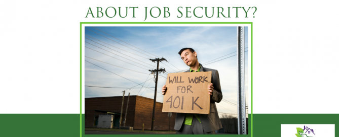 Are You Worried About Job Security?