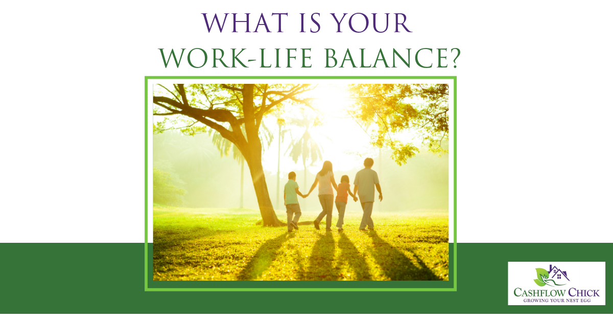 What is your work-life balance