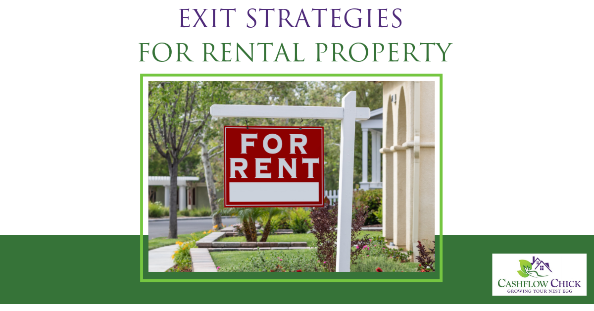 Exit Strategies for Rental Property