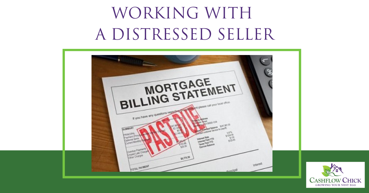 Working with A Distressed Seller