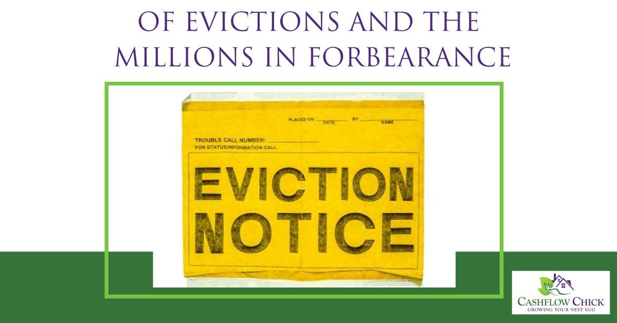 Of Evictions and the Millions in Forbearance