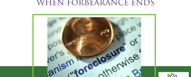 When Forbearance Ends